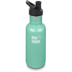 Klean Kanteen Classic Bottle Sport Cap 532ml sea crest